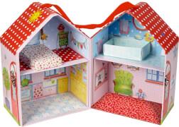 Mini-Puppenhaus BabyGlück