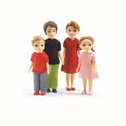 Puppenhaus: Familie Thomas & Marion