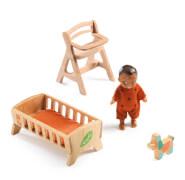 Puppenhaus: Sweetie#s Zimmer