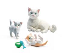 Puppenhaus: Katzen