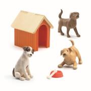 Puppenhaus: Hunde