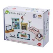 Tenderleaftoys - Wohnzimmer für Puppenhaus