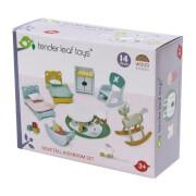 Tenderleaftoys - Kinderzimmer für Puppenhaus