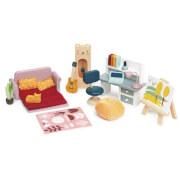 Tenderleaftoys - Arbeitszimmer für Puppenhaus