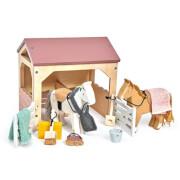 Tenderleaftoys - Pferdestall für Puppenhaus
