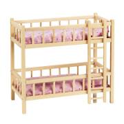 GoKi Puppen-Etagenbett mit Leiter