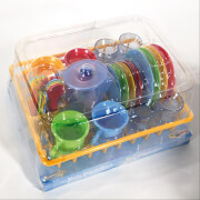 Spuel-Set 30-teilig aus Kunststoff