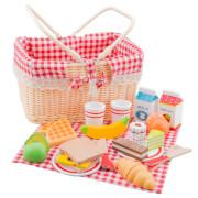 Picknickkorb / Schneide-Set