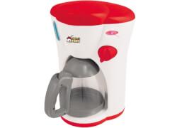 Kaffeemaschine, Farbe:Rot/Weiß