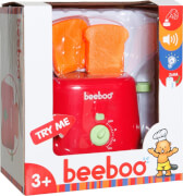 Beeboo Kitchen Spiel-Toaster mit Licht & Sound
