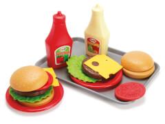 Dantoy Burger Set