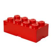 LEGO® Aufbewahrungsbox rot