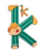 Buchstaben Clown K
