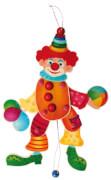 Hess 12427 Hampel-Clown Kunterbunt
