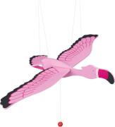 Standard Schwingtier Flamingo