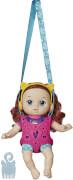 Hasbro E6646EU4 Baby Alive Littles Kleine Begleiter (Little mit Babytrage)