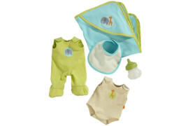 Haba Starter-Set Babypuppe Fritzi