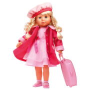 bayer Amia Puppe Charlene 100 deutsche Sätze, 46 cm