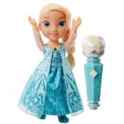 Disney Frozen - Die Eiskönigin Puppe Sing Along Elsa, ca. 35 cm