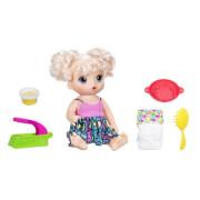 Hasbro C0963100 Baby Alive - Baby Leckerschmecker, blond, ab 3 Jahren