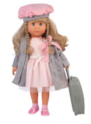 94635AX Puppe Charlene mit Funktion, ca. 46 cm