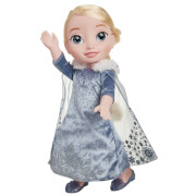 Disney Frozen singende Winter-Elsa Puppe