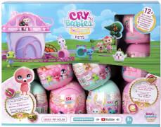 Cry Babies Magic Tears Tierfreundehäuschen 24 Charaktere, sortiert