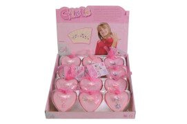 Steffi Love Girls Ring + Halskette, 3-sortiert.