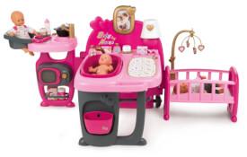 Smoby Puppen-Spielcenter