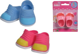 New Born Baby Schuhe, 3-sortiert.