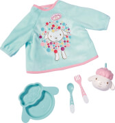 Zapf 702024 Baby Annabell Lunch Time Set