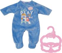 Baby Annabell Little Strampler blau 36 cm