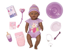 Zapf BABY born® Interactive Ethnic