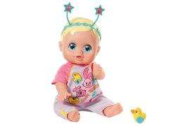 Zapf 826164 BABY born® Funny Faces Bouncing Baby
