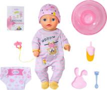 Zapf 831960 BABY born Soft Touch Little Girl 36 cm