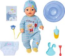 Zapf 831977 BABY born Soft Touch Little Boy 36 cm