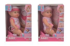 Simba New Born Baby Entzückendes Baby Set, 2-sortiert.