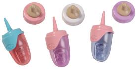 Zapf BABY born® Trinkflasche sortiert, 95% Plastik, 5% Gummi, mehrfarbig, ab 3 Jahren