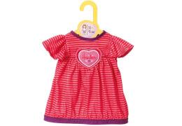 Zapf BABY born® Kleider Kollektion Dolly Moda Nachthemd, Größe 38-46cm, ab 3 Jahren