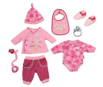 Zapf BABY born Happy Birthday Christmas Set