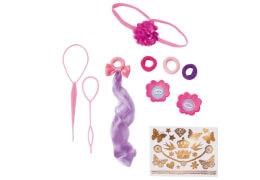 Zapf BABY born® Sister Styling Head Accessori, ab 3 Jahren