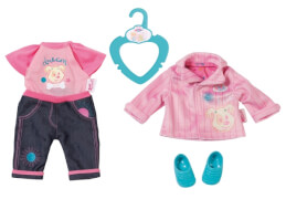 Zapf My Little Baby Born Kita Outfit, bunt, ab 0 Monate