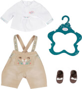 Zapf BABY born Trachten-Outfit Junge 43 cm