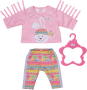 Zapf 830178 BABY born Trendy Pullover Outfit 43 cm