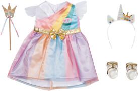 Zapf 830338 BABY born Fantasy Deluxe Prinzessin 43 cm
