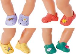 BABY born Holiday Schuhe mit Pins 43 cm, sortiert