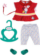 BABY born Little Sport Outfit rot 36 cm