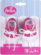 Amia Sneakers für Puppen 43 cm