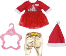BABY born Weihnachtskleid 43cm
