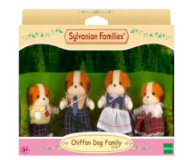 Sylvanian Families 3139 Bernhardiner Familie